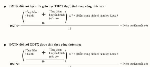 5 bí kíp đạt điểm cao trong kỳ thi tốt nghiệp THPT 2020 - Ảnh 3.