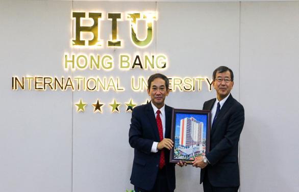 Đại học Quốc tế Hồng Bàng tri ân lãnh sự các nước tại TP.HCM - Ảnh 3.