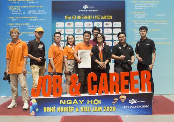 FPT Polytechnic tiếp sức cho thị trường lao động Đông Nam Bộ - Ảnh 3.