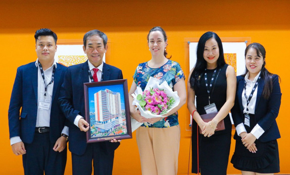 Đại học Quốc tế Hồng Bàng tri ân lãnh sự các nước tại TP.HCM - Ảnh 6.