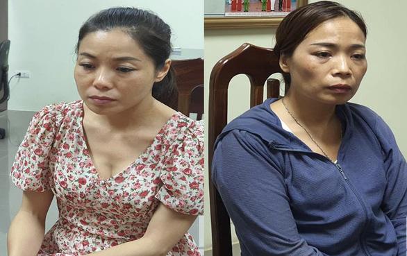 Tạm giữ thêm 2 phóng viên liên quan vụ cưỡng đoạt 210 triệu đồng - Ảnh 1.