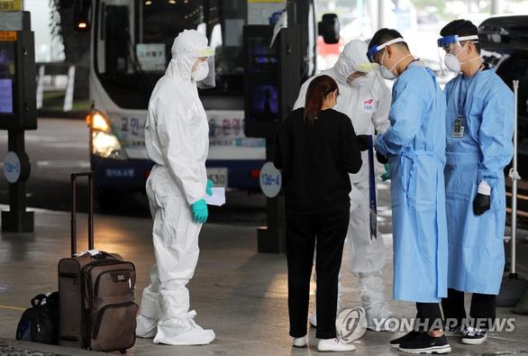 Ba người Việt trốn khỏi khu cách ly COVID-19 Hàn Quốc bằng cách đu dây - Ảnh 2.