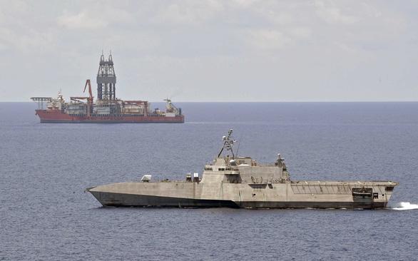 Chiến lược im lặng của Malaysia ở Biển Đông - Ảnh 1.