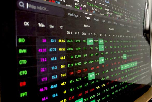 Chứng khoán tăng bùng nổ, doanh nghiệp nhận về hàng chục ngàn tỉ đồng vốn hóa - Ảnh 1.