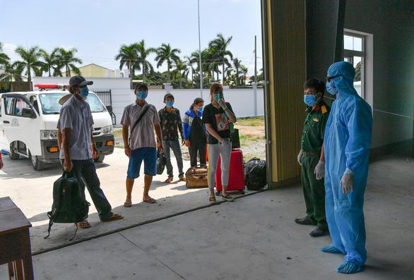 Phát hiện 6 người nhập cảnh trái phép qua cửa khẩu quốc tế Hà Tiên, giá 1 triệu đồng - Ảnh 1.