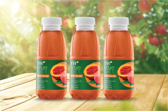 Mùa dịch, bí quyết tăng đề kháng với nước ép trái cây độc đáo từ táo và gấc - Ảnh 3.