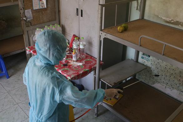 Bệnh nhân cảm, sốt ở Gò Vấp sau khi đi Đà Nẵng về âm tính với COVID-19 - Ảnh 1.