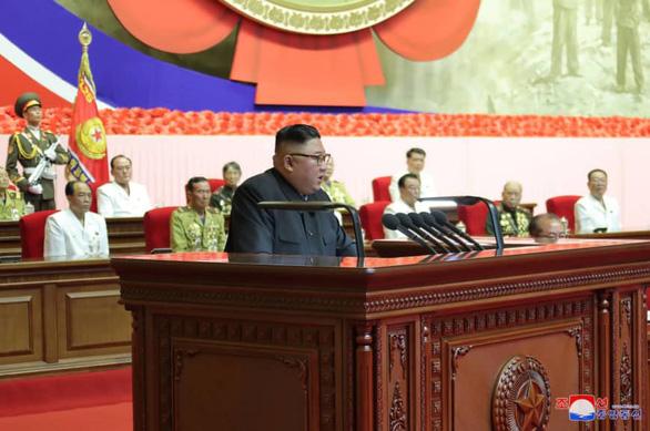 Lãnh đạo Triều Tiên: Nhờ vũ khí hạt nhân, giúp an toàn mãi mãi - Ảnh 1.