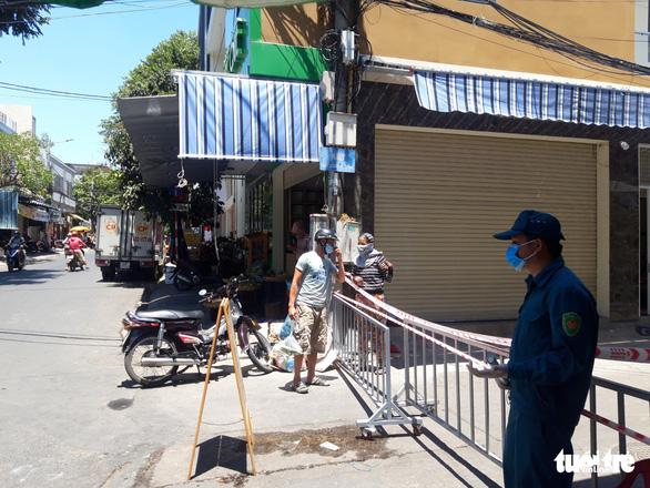 Thêm ca nhiễm COVID-19, Đà Nẵng cách ly chợ An Cư và khu dân cư - Ảnh 1.
