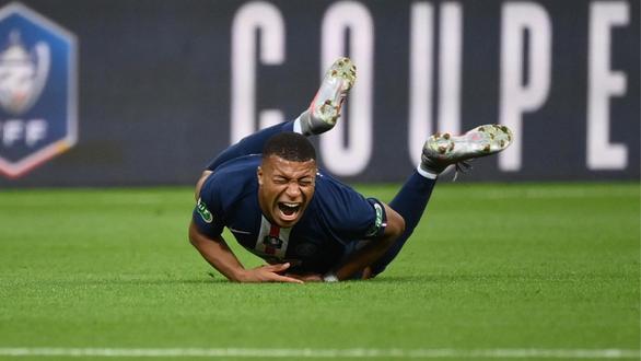 Mbappe lỡ trận tứ kết Champions League, mất 3 tuần chữa chấn thương - Ảnh 2.
