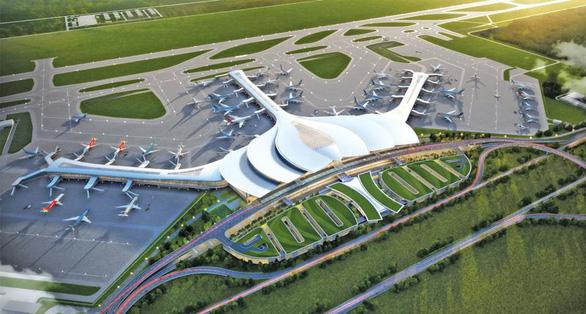 Siết tiến độ sân bay Long Thành, bất động sản phía Đông bứt phá? - Ảnh 1.