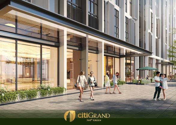 CitiGrand: Phong cách sống của thị dân trẻ thành đạt Quận 2 - Ảnh 1.