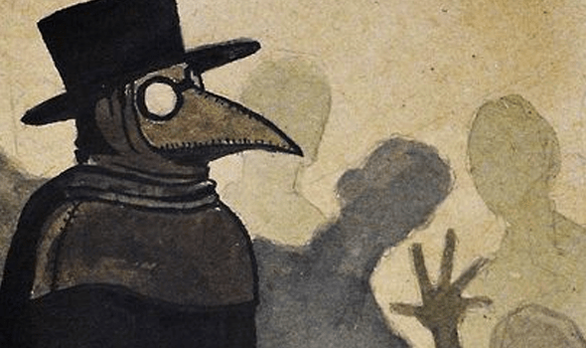Tại sao bác sĩ tham gia chữa dịch hạch lại mặc đồ đen mang mặt nạ mỏ chim? - Ảnh 5.