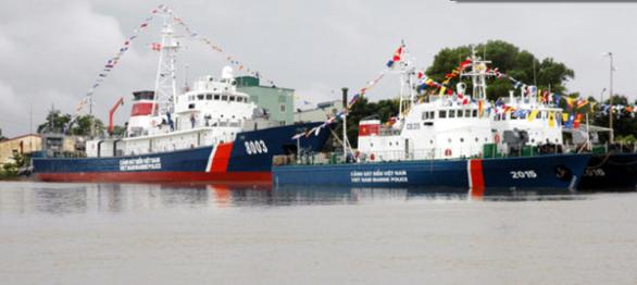 Nhật cho vay 36,6 tỉ yen để Việt Nam đóng 6 tàu tuần tra cho cảnh sát trên Biển Đông - Ảnh 1.