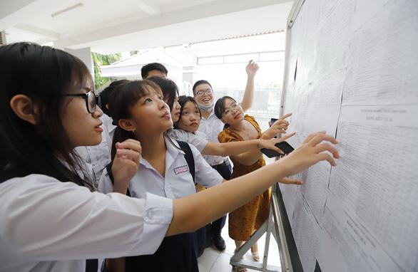 TP.HCM: Điểm chuẩn vào lớp 10 sẽ tăng - Ảnh 1.