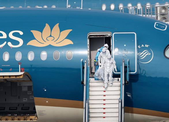 Hạn chế tối đa các chuyến bay đưa người nhập cảnh vào Việt Nam từ nay đến Tết Nguyên đán - Ảnh 1.