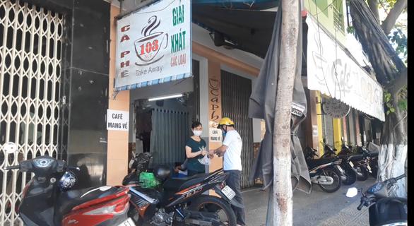 Đà Nẵng dừng bán các mặt hàng ăn uống mang về từ 13h ngày 30-7 - Ảnh 1.