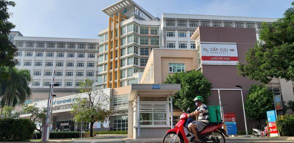 Bệnh viện Quốc tế City tạm ngưng tiếp nhận bệnh nhân vì COVID-19 - Ảnh 1.