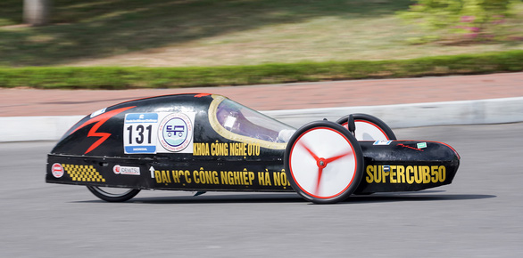 Chung kết cuộc thi 'Lái xe sinh thái - Tiết kiệm nhiên liệu Honda 2020' - Ảnh 2.