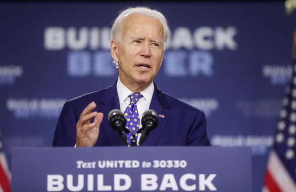 Dư luận Mỹ ngóng ông Joe Biden công bố tên người cùng tranh cử - Ảnh 1.