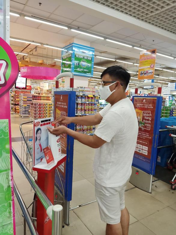Saigon Co.op tăng dự trữ hàng hóa, chung tay chống dịch COVID-19 - Ảnh 2.