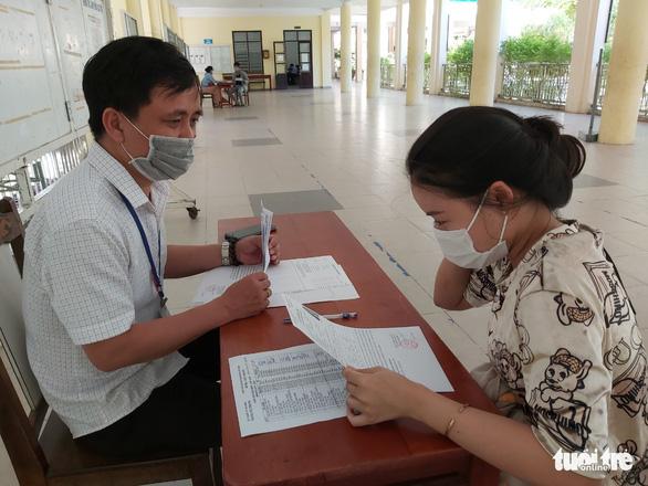 Thi tốt nghiệp THPT ở Đà Nẵng những ngày dịch COVID-19 sẽ thực hiện như thế nào? - Ảnh 1.