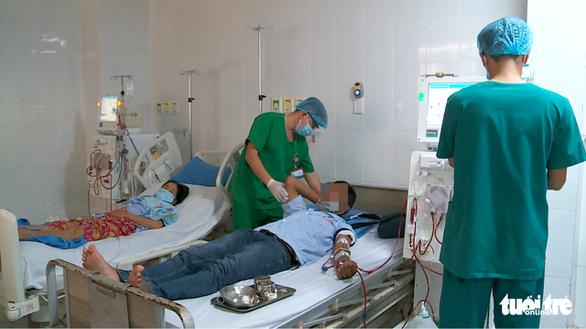 Đà Nẵng: Hàng trăm tình nguyện viên đáp ứng, giúp Bệnh viện 199 bị quá tải - Ảnh 1.