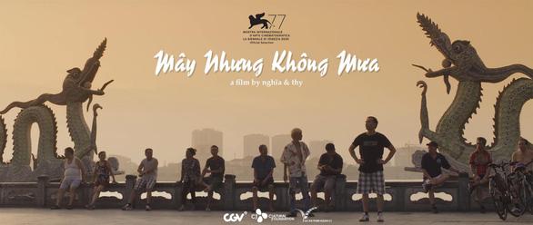 Phim ngắn Việt Mây nhưng không mưa tranh giải tại Liên hoan phim Venice - Ảnh 1.