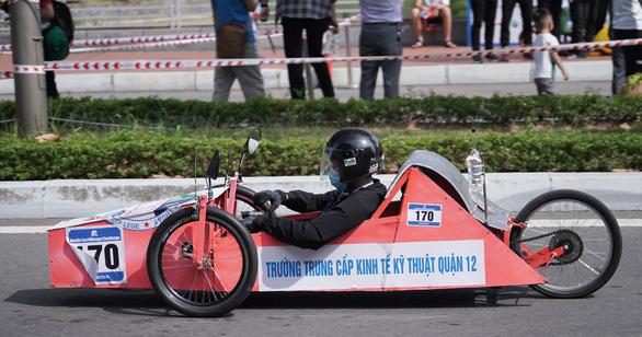 Chung kết cuộc thi 'Lái xe sinh thái - Tiết kiệm nhiên liệu Honda 2020' - Ảnh 3.