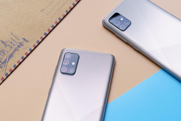 Galaxy A51, A71 thêm công nghệ đột phá cho giới trẻ - Ảnh 1.