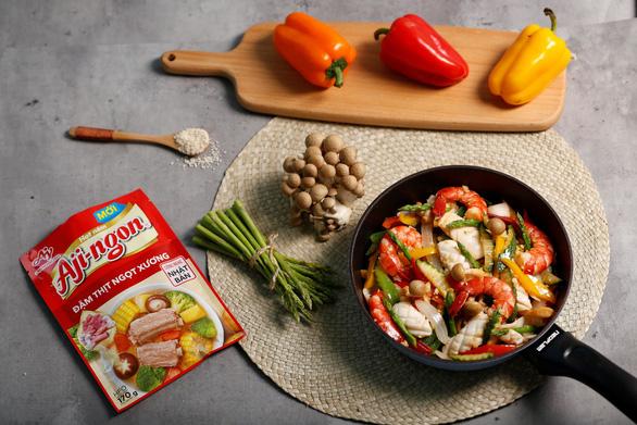 Aji-ngon Heo Đậm thịt ngọt xương chào sân thị trường tiêu dùng Việt - Ảnh 1.