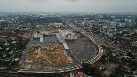 Bến xe miền Đông mới sẽ chạy từ ngày 15-8, phục vụ hơn 4.500 xe/ngày - Ảnh 1.