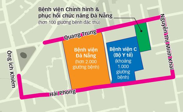 Giải cứu 3 bệnh viện ở Đà Nẵng: kinh nghiệm từ Bệnh viện Bạch Mai - Ảnh 1.