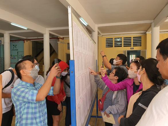 TP.HCM công bố điểm chuẩn tuyển sinh lớp 6 Trường THPT chuyên Trần Đại Nghĩa - Ảnh 1.