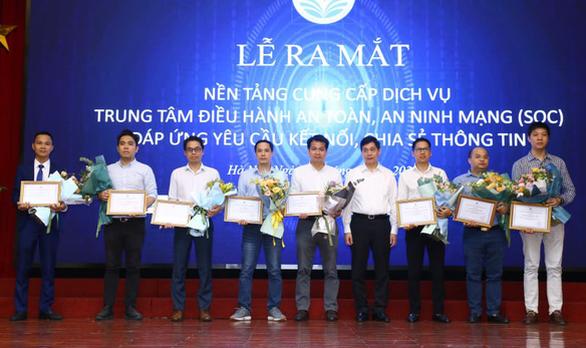 Ra mắt nền tảng cung cấp dịch vụ bảo đảm an ninh mạng Make in Vietnam - Ảnh 1.