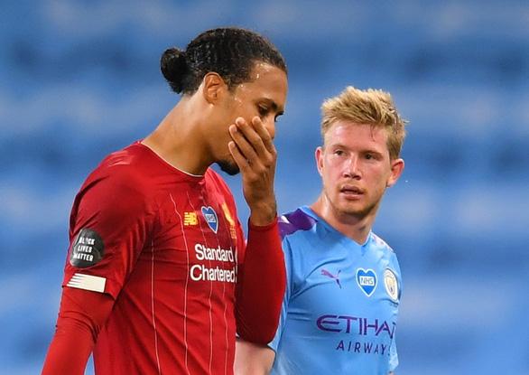 Mắc nhiều sai lầm, Liverpool bị Man City vùi dập 4 bàn không gỡ - Ảnh 3.