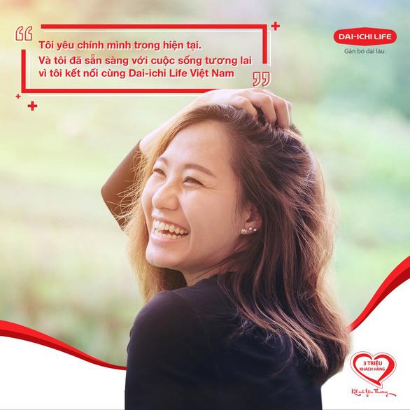 Dai-ichi Life tặng hơn 2,5 tỉ đồng quà sống xanh giúp khách hàng An nhiên vui sống - Ảnh 2.