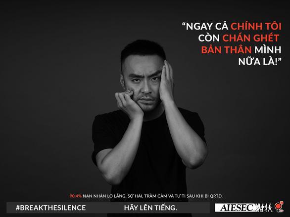 Hoa hậu Khánh Vân phản đối quấy rối tình dục qua Break the silence - Ảnh 10.