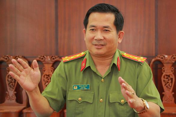 Tân giám đốc Công an tỉnh An Giang: 'Không gặp áp lực nào trong phòng chống tội phạm' - Ảnh 1.