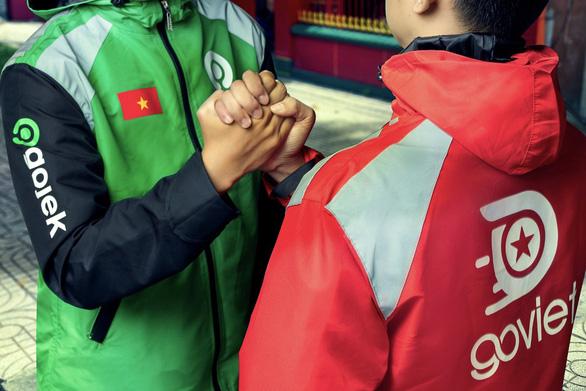 GoViet đổi tên thành Gojek Việt Nam, người Việt có thể dùng ở Indonesia, Singapore và Thái Lan