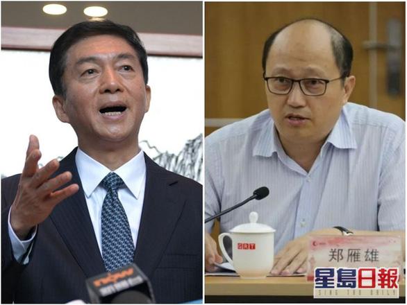 Trung Quốc chọn quan chức Quảng Đông làm lãnh đạo văn phòng an ninh Hong Kong - Ảnh 1.