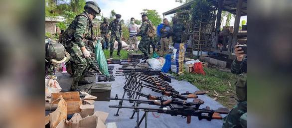 Myanmar ám chỉ có nước ngoài chống lưng lực lượng ly khai - Ảnh 1.