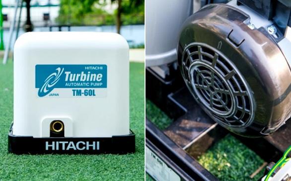 Điểm mặt những mẫu máy bơm nước nổi bật không thể bỏ qua của Hitachi - Ảnh 1.