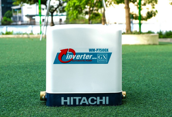 Điểm mặt những mẫu máy bơm nước nổi bật không thể bỏ qua của Hitachi - Ảnh 2.