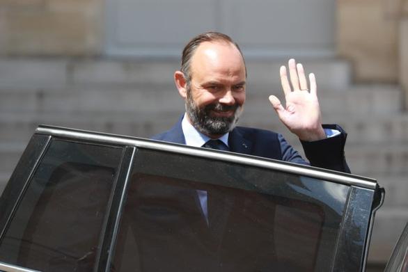 Thủ tướng Pháp Edouard Philippe từ chức cùng toàn bộ nội các - Ảnh 1.