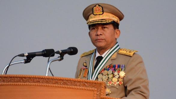 Myanmar ám chỉ có nước ngoài chống lưng lực lượng ly khai - Ảnh 2.