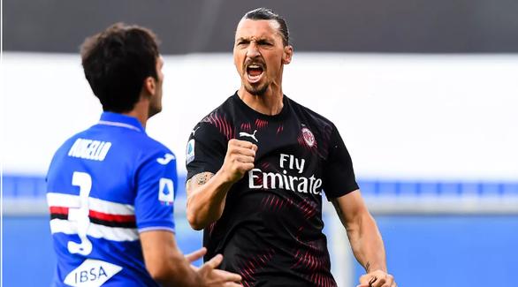 Ibrahimovic tỏa sáng, AC Milan đoạt vé dự Europa League - Ảnh 1.