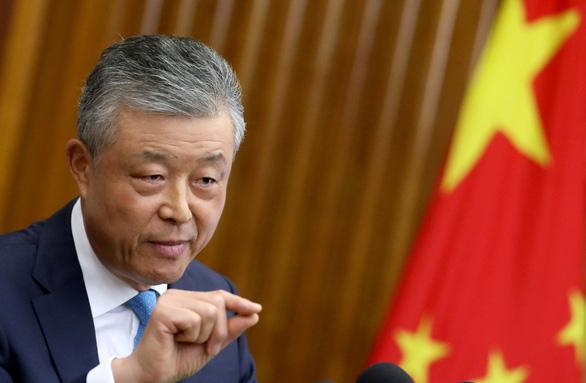 Đại sứ Trung Quốc tại Anh: Anh sẽ không có tương lai nếu tách khỏi Trung Quốc' - Ảnh 1.