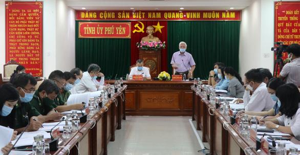 Phú Yên tìm 22 người đi khám bệnh tại Đà Nẵng về chưa khai báo - Ảnh 1.