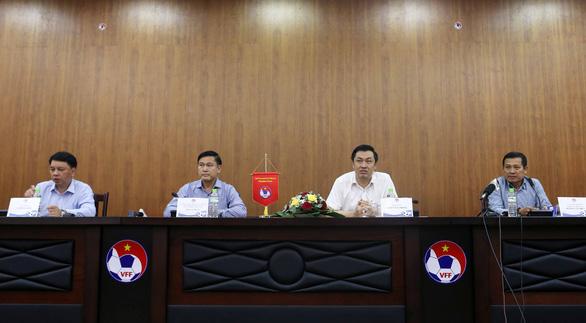 VFF luôn lắng nghe, tiếp thu những ý kiến đóng góp cho bóng đá Việt Nam - Ảnh 1.